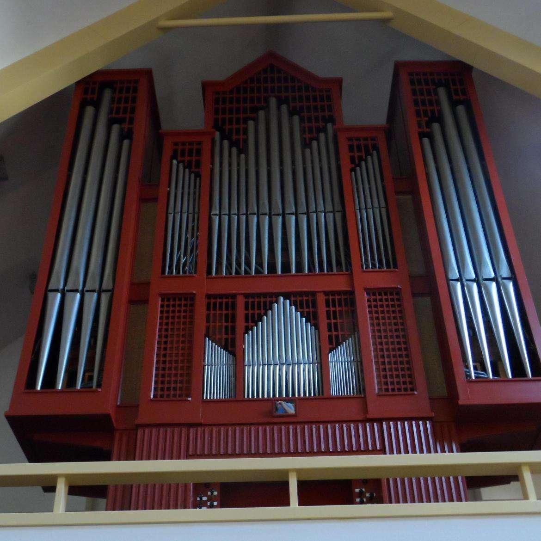 Orgel HHK Goedereede